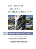 NZ ETS Review - Specialist Advisers' Report